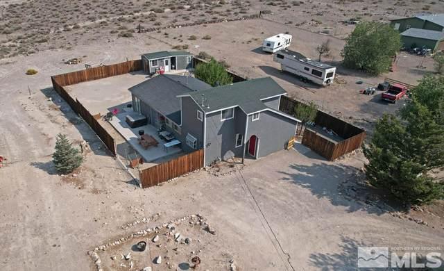 7710 Cheyenne Trail, Stagecoach, NV 89429 (MLS #210014500) :: NVGemme Real Estate