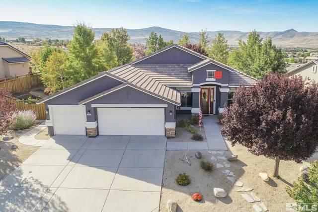7420 Lacerta Drive, Sparks, NV 89436 (MLS #210014502) :: NVGemme Real Estate