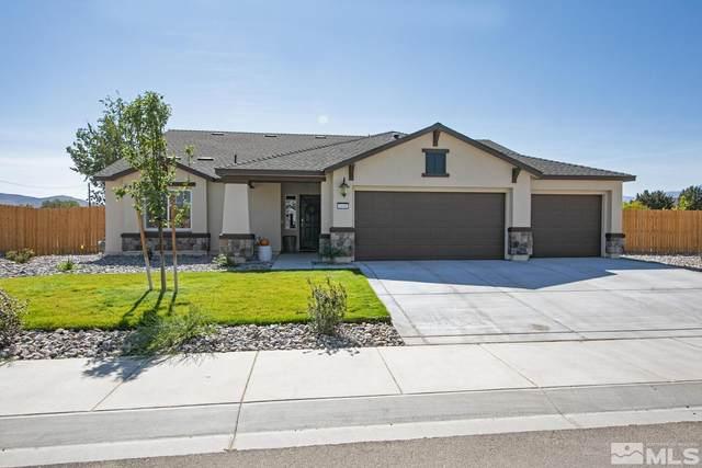 1608 Tule Peak Circle, Carson City, NV 89701 (MLS #210014507) :: Chase International Real Estate