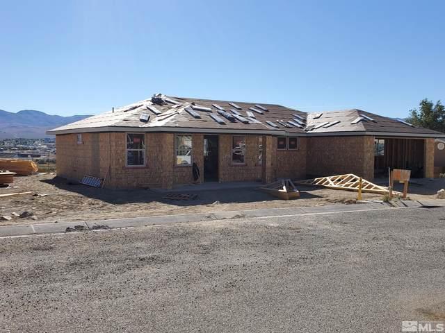 900 Lonnie Lane, Winnemucca, NV 89445 (MLS #210014511) :: Chase International Real Estate