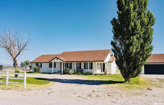 3850 Edwards Lane, Fallon, NV 89406 (MLS #210014515) :: NVGemme Real Estate