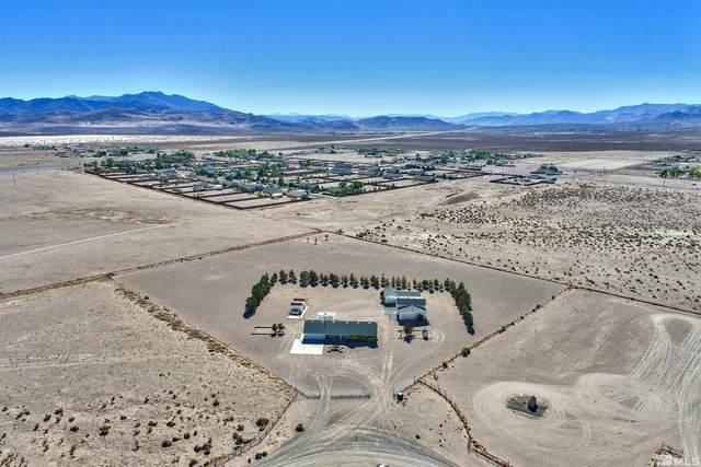 5855 Gayles, Stagecoach, NV 89429 (MLS #210014516) :: NVGemme Real Estate