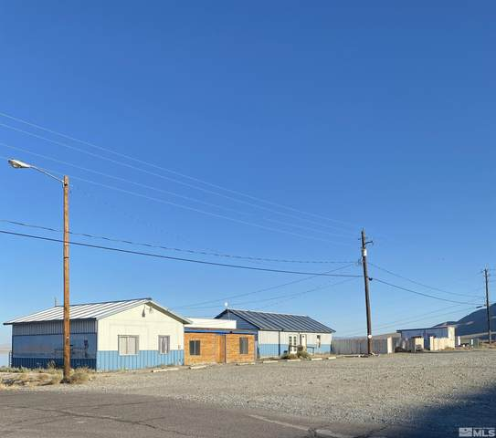 222 Hwy 95, Hawthorne, NV 89415 (MLS #210014517) :: NVGemme Real Estate