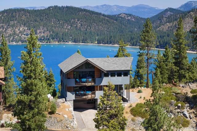 35 S Point Place, Glenbrook, NV 89413 (MLS #210014519) :: NVGemme Real Estate