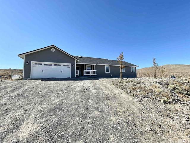 1955 Spring Road, Fernley, NV 89408 (MLS #210014520) :: NVGemme Real Estate