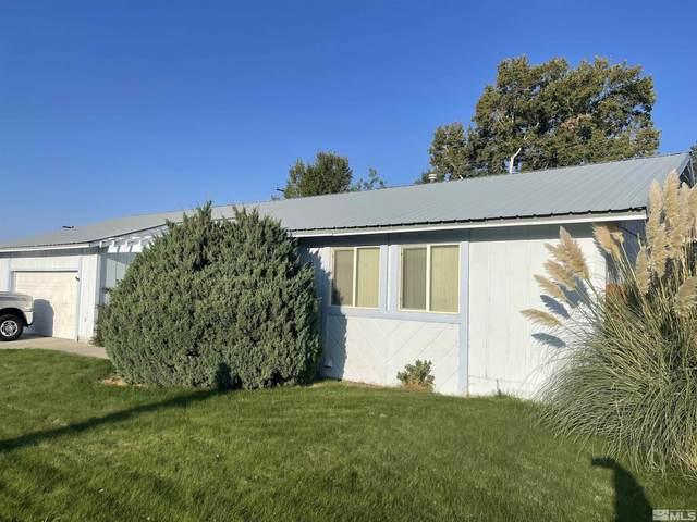 112 Armory, Hawthorne, NV 89415 (MLS #210014522) :: NVGemme Real Estate