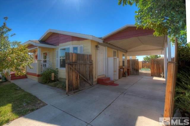 642 Diamond O Drive, Reno, NV 89506 (MLS #210014527) :: NVGemme Real Estate