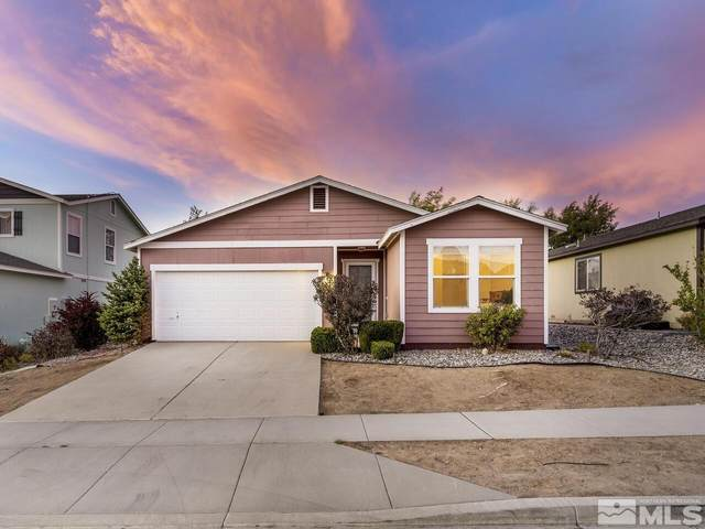 7921 Mariner Cove Drive, Reno, NV 89506 (MLS #210014532) :: Chase International Real Estate