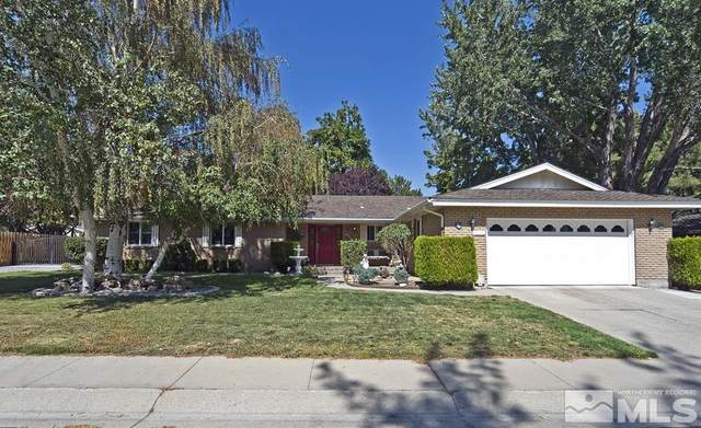1318 Clemens Dr, Carson City, NV 89703 (MLS #210014559) :: Morales Hall Group