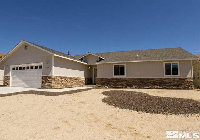 203 Mary Lou Lane, Fernley, NV 89408 (MLS #210014560) :: Morales Hall Group