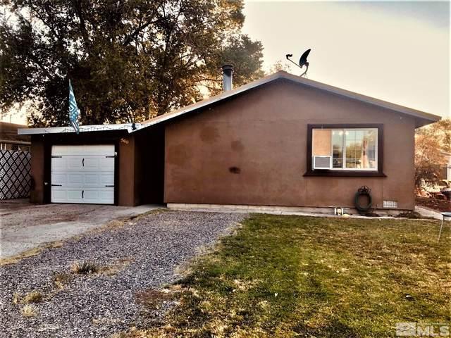 560 5th, Battle Mountain, NV 89820 (MLS #210014562) :: Chase International Real Estate