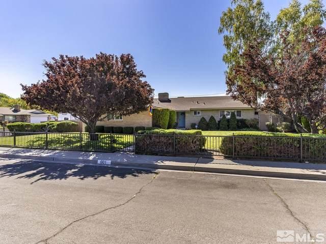 601 Ivy Street, Carson City, NV 89703 (MLS #210014564) :: Morales Hall Group