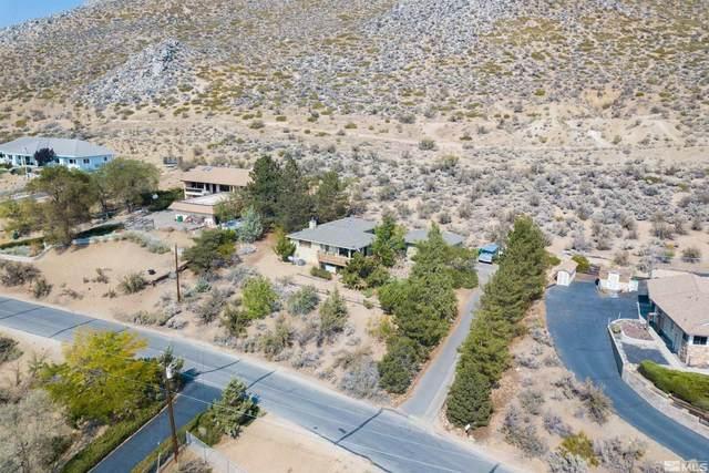 96 Manzanita Terrace, Carson City, NV 89706 (MLS #210014591) :: NVGemme Real Estate