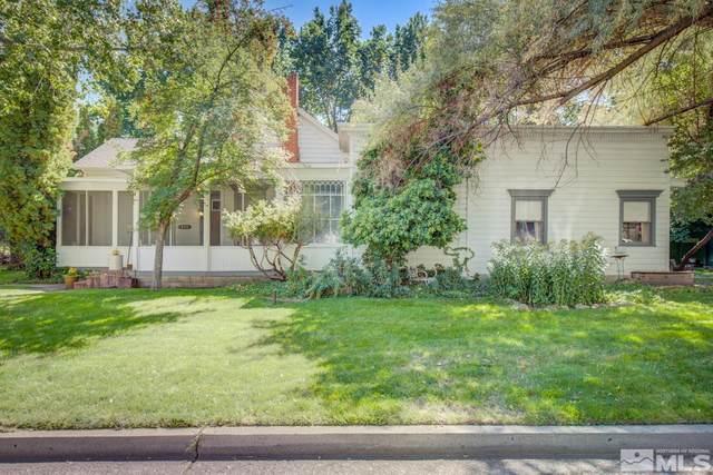 711 W Spear Street, Carson City, NV 89703 (MLS #210014596) :: NVGemme Real Estate