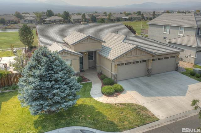 625 St Andrews Drive, Dayton, NV 89403 (MLS #210014631) :: Colley Goode Group- CG Realty