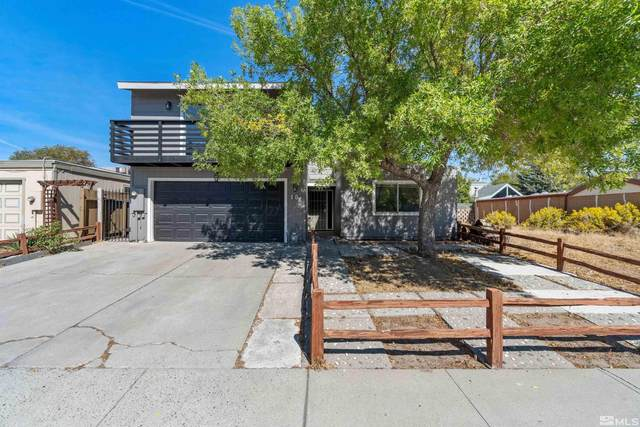18 Castle Way, Carson City, NV 89706 (MLS #210014632) :: Colley Goode Group- CG Realty
