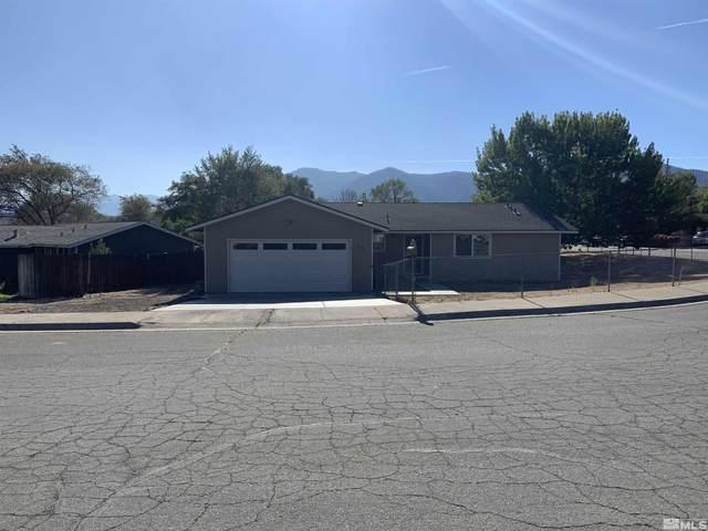 966 Opalite, Carson City, NV 89705 (MLS #210014637) :: Vaulet Group Real Estate