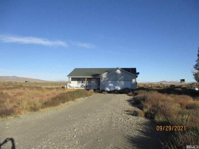 6315 W Rose Creek, Winnemucca, NV 89445 (MLS #210014671) :: Vaulet Group Real Estate