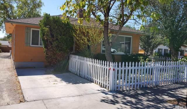432 & 434 Vassar Street, Reno, NV 89502 (MLS #210014672) :: Vaulet Group Real Estate