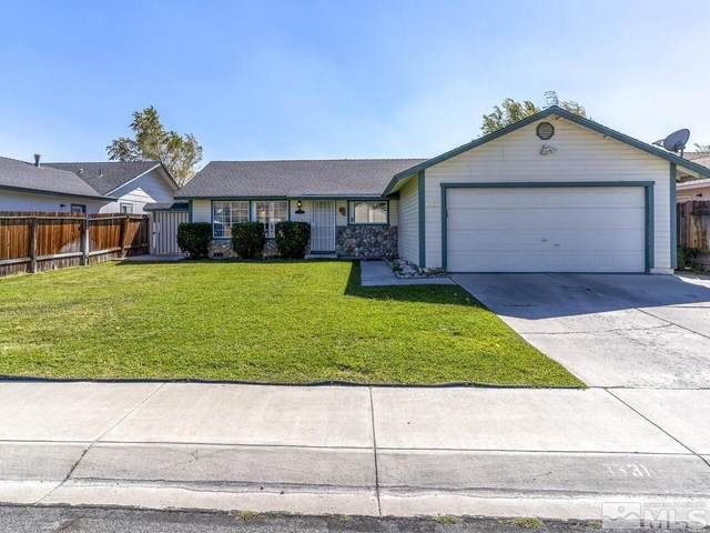 1331 Rolling Hills Drive, Carson City, NV 89706 (MLS #210014693) :: Colley Goode Group- CG Realty