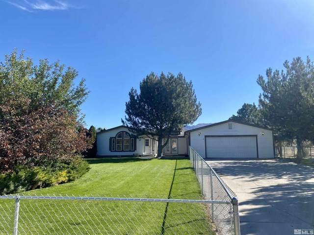 7525 Stratus St., Winnemucca, NV 89445 (MLS #210014694) :: NVGemme Real Estate