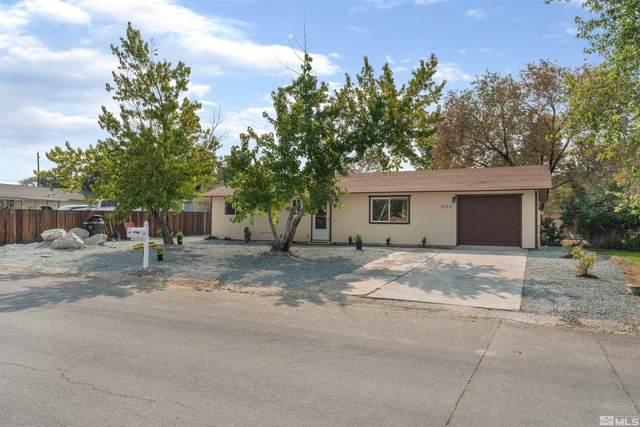 1293 Franklin, Gardnerville, NV 89460 (MLS #210014723) :: NVGemme Real Estate