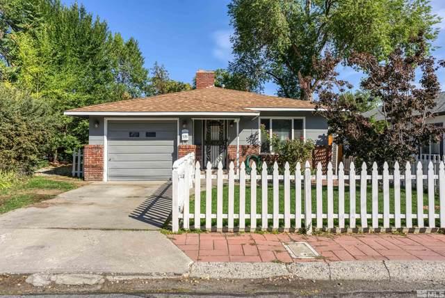 535 Modoc Ave., Reno, NV 89509 (MLS #210014727) :: Vaulet Group Real Estate