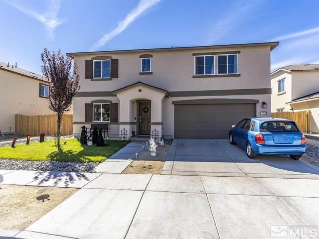 8913 Quail Falls Drive, Reno, NV 89506 (MLS #210014728) :: Colley Goode Group- CG Realty