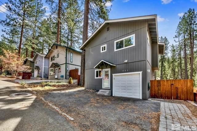 221 Lyons Ave, Zephyr Cove, NV 89448 (MLS #210014730) :: NVGemme Real Estate