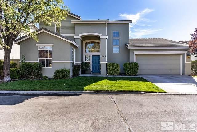 1668 Rocky Cove Lane, Reno, NV 89521 (MLS #210014734) :: Vaulet Group Real Estate