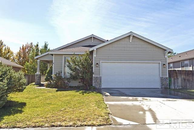 539 Sugarloaf Dr, Dayton, NV 86403 (MLS #210014737) :: NVGemme Real Estate