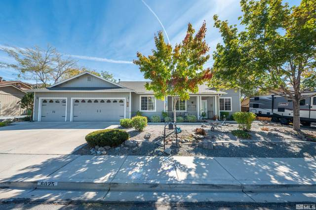 6025 Stillmeadow Dr, Reno, NV 89502 (MLS #210014746) :: Chase International Real Estate