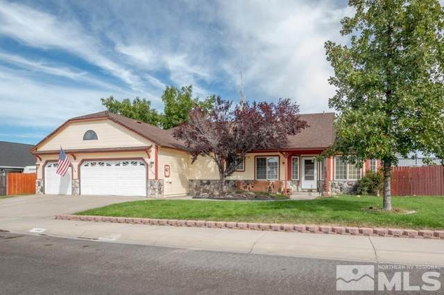 1280 Kyndal Way, Gardnerville, NV 89460 (MLS #210014783) :: NVGemme Real Estate