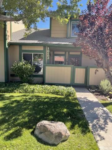 1023 Tyler Way, Sparks, NV 89431 (MLS #210014787) :: NVGemme Real Estate