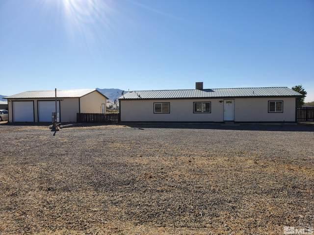590 Lark St, Winnemucca, NV 89445 (MLS #210014801) :: NVGemme Real Estate