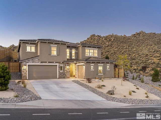 395 Gooseberry Drive, Reno, NV 89523 (MLS #210014803) :: Chase International Real Estate