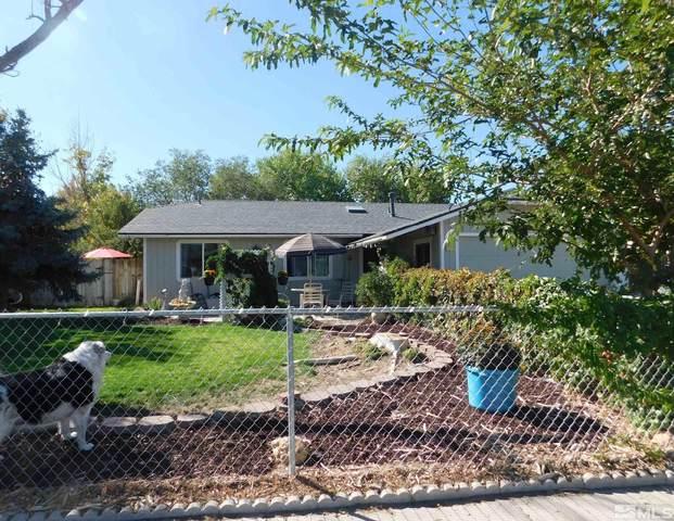 1394 Leonard Road, Gardnerville, NV 89460 (MLS #210014813) :: NVGemme Real Estate