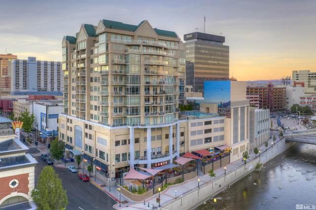 50 N Sierra St #1005, Reno, NV 89501 (MLS #210014819) :: Colley Goode Group- CG Realty
