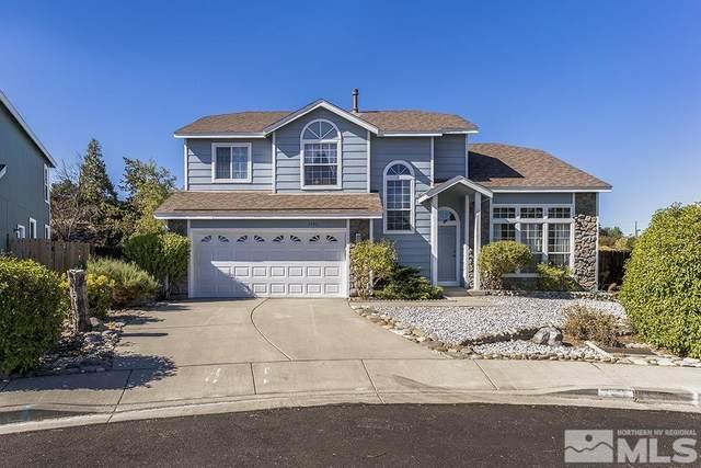 1393 Mistyridge Court, Reno, NV 89523 (MLS #210014828) :: Chase International Real Estate