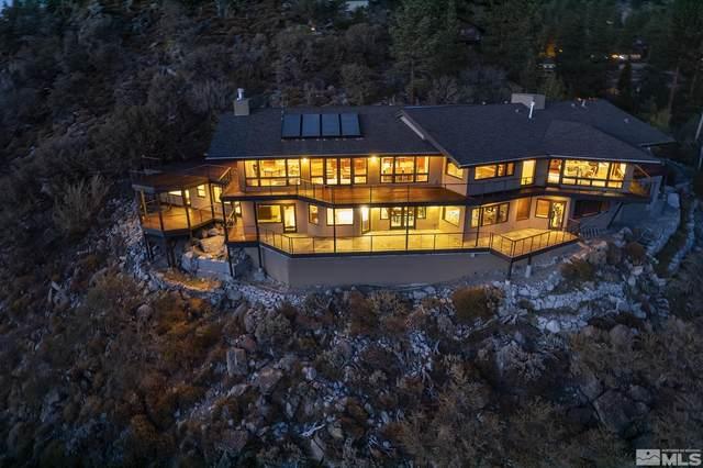 271 Robin Circle, Zephyr Cove, NV 89448 (MLS #210014848) :: NVGemme Real Estate