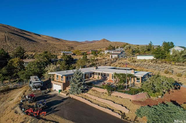 450 E Bonanza, Carson City, NV 89706 (MLS #210014854) :: NVGemme Real Estate
