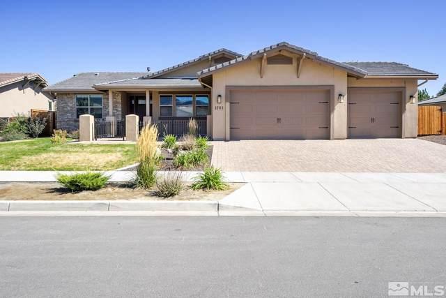1783 Bella Casa, Minden, NV 89423 (MLS #210014859) :: Morales Hall Group