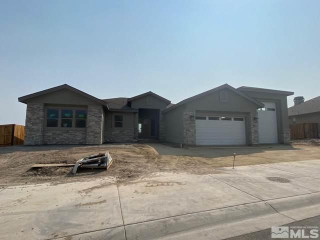 4113 Siena Drive, Carson City, NV 89703 (MLS #210014861) :: Colley Goode Group- CG Realty
