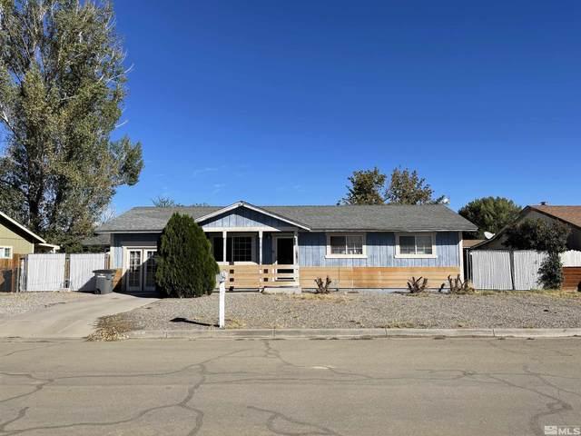 312 Paul, Yerington, NV 89447 (MLS #210014863) :: Chase International Real Estate