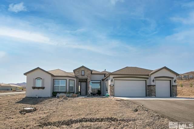 688 Bunkhouse Court, Fernley, NV 89408 (MLS #210014889) :: NVGemme Real Estate
