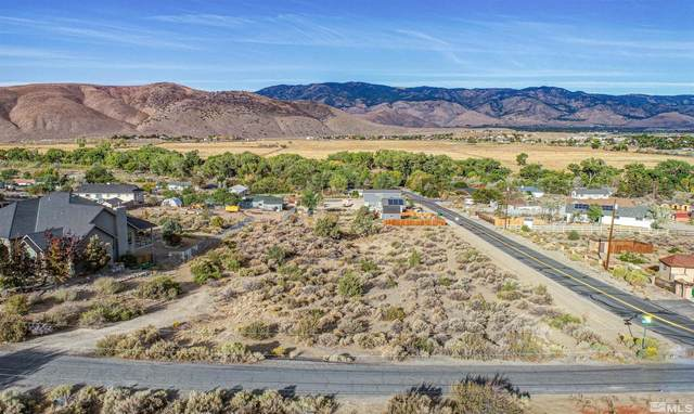 1750 S Deer Run Rd., Carson City, NV 89701 (MLS #210014911) :: NVGemme Real Estate