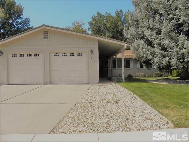 904 N Richmond, Carson City, NV 89703 (MLS #210014927) :: NVGemme Real Estate