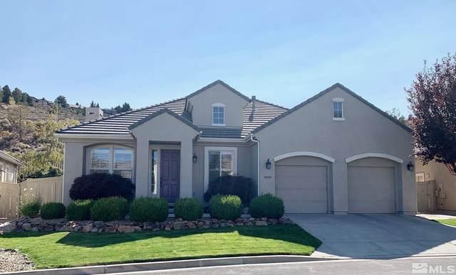 1850 Hunter Creek, Reno, NV 89519 (MLS #210014930) :: NVGemme Real Estate