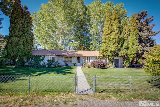 9 Day Ln, Smith, NV 89430 (MLS #210014960) :: Colley Goode Group- CG Realty