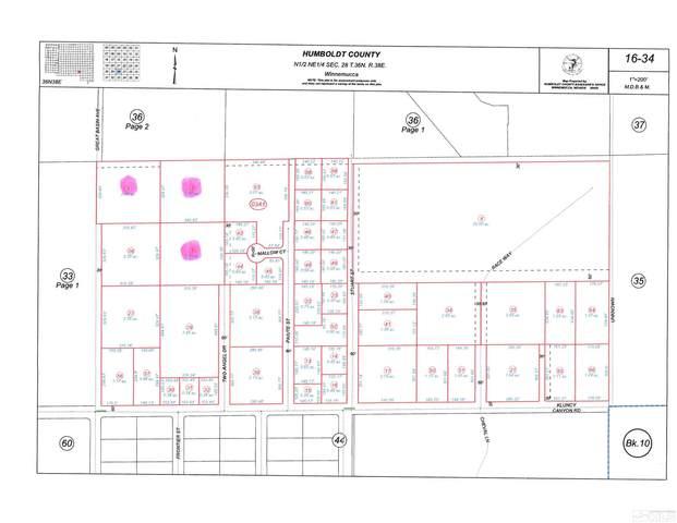 Apn#16-0341-01,02, & 05, Winnemucca, NV 89445 (MLS #210014961) :: Vaulet Group Real Estate